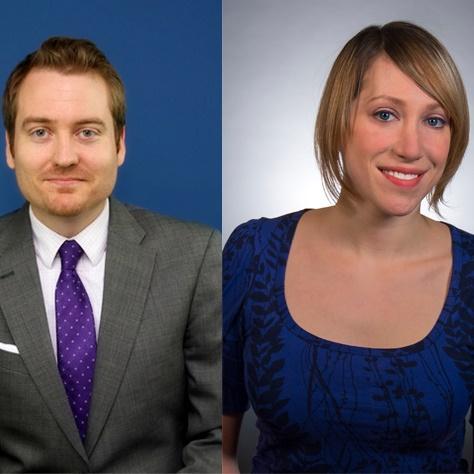 Photo of Jonathan Wood & Michelle Minton