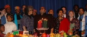 COULTER: Happy Kwanzaa! The Holiday Brought To You By The FBI
