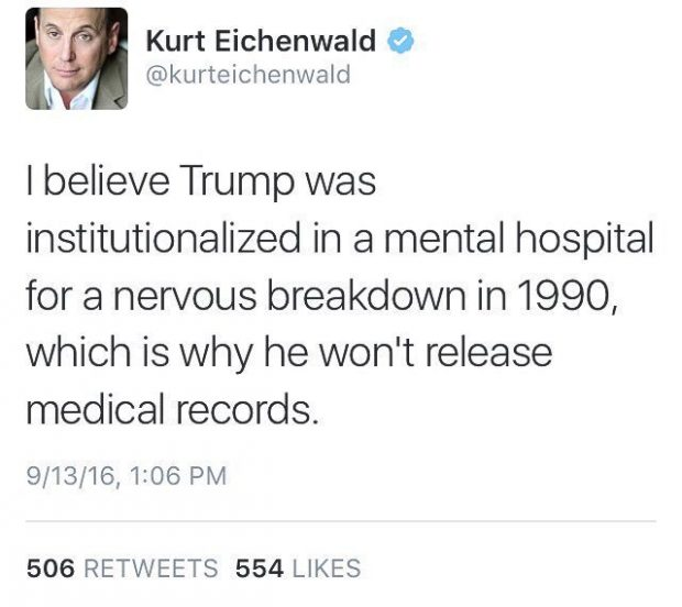 Image result for trump mental breakdown