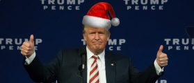 'Most Wonderful Time In Eight Years' — Trump-Themed Christmas Carol Is Guaranteed To Put A Smile On Your Face [VIDEO]