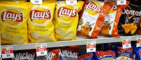 Are potato chips junk food? (Photo: ValeStock / Shutterstock.com