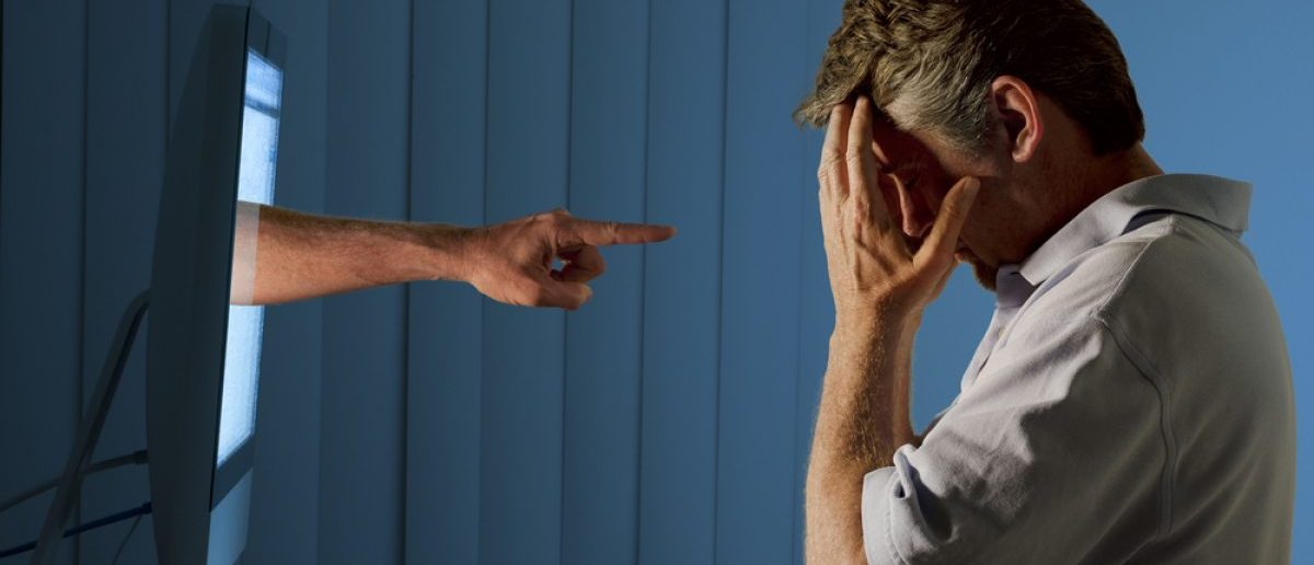 Cyberbullying is a serious issue. ManageUrID can keep your personal information off the web (Photo via Shutterstock)