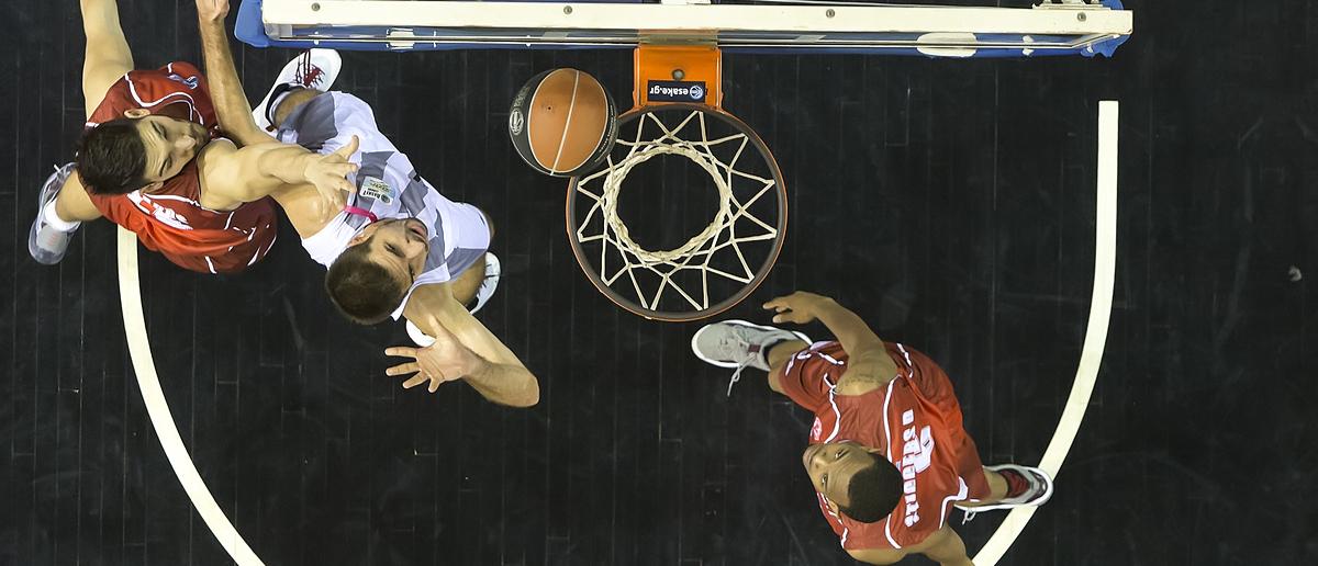 NBA players (Credit: Ververidis Vasilis / Shutterstock.com)