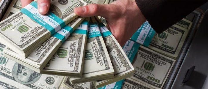 Government spending taxpayer money. [Shutterstock - DenisFilm]
