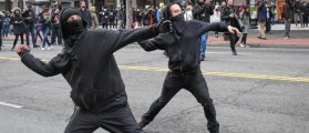Left-Wing Agitators Call For Escalated Tactics In Response To Charlottesville
