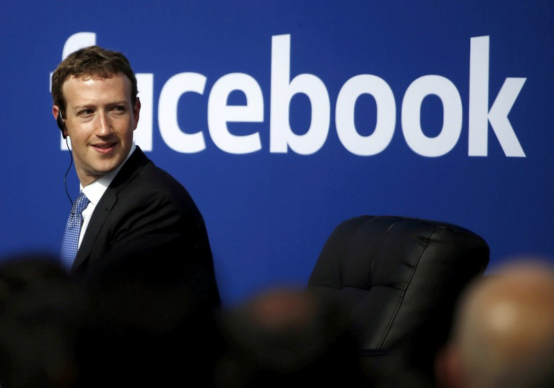 Mark Zuckerberg (Reuters Pictures)