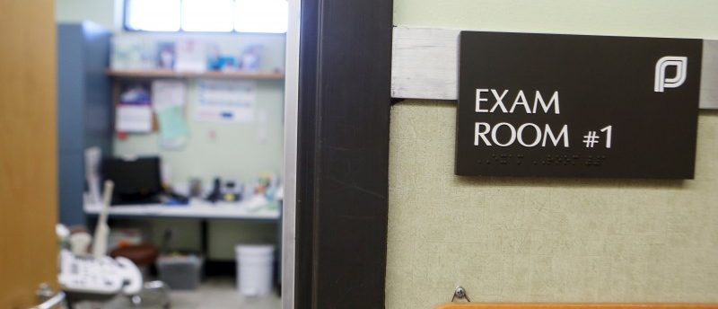 File Photo: An exam room at the Planned Parenthood South Austin Health Center is shown following the U.S. Supreme Court decision striking down a Texas law imposing strict regulations on abortion doctors and facilities in Austin, Texas, U.S. June 27, 2016. REUTERS/Ilana Panich-Linsman/File Photo