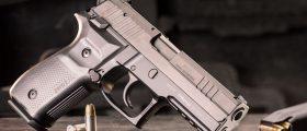 Gun Test: FIME Rex Zero 1S Pistol