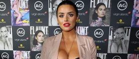 Abigail Ratchford (Credit: Getty Images/Jonathan Leibson)