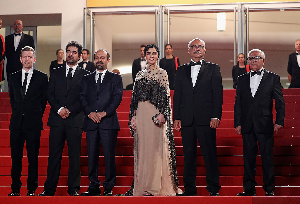 """""""The Salesman (Forushande)"""" Premiere during the 69th annual Cannes Film Festival at the Palais des Festivals on May 21, 2016 in Cannes, France"""
