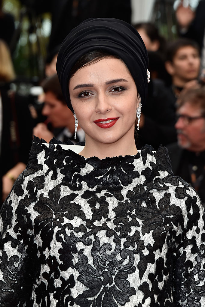 Actress Taraneh Alidoost attends the closing ceremony of the 69th annual Cannes Film Festival at the Palais des Festivals on May 22, 2016 in Cannes, France. (Photo by Pascal Le Segretain/Getty Images)