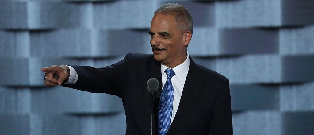 Eric Holder (Getty Images)