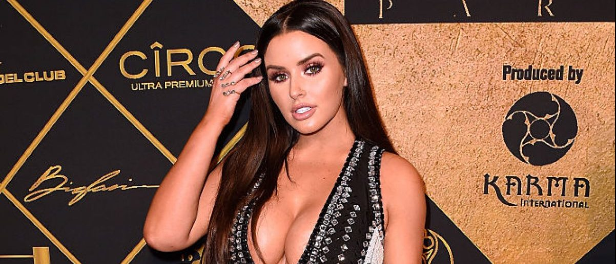 Abigail Ratchford (Credit: Getty Images/Frazer Harrison)