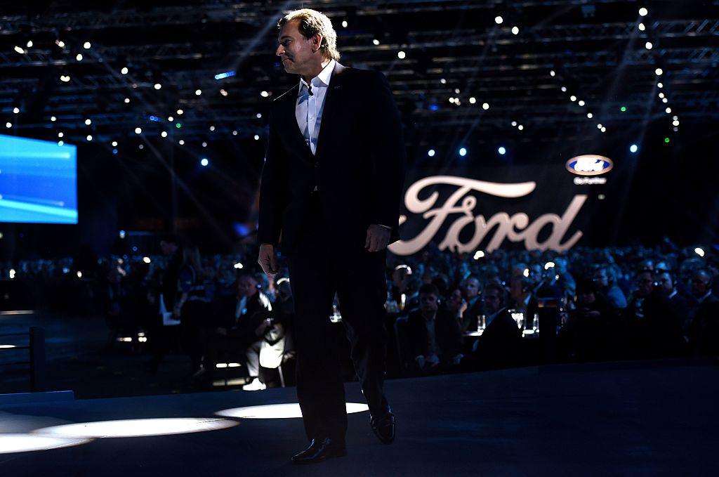 Ford CEO Mark Fields (Getty Images)