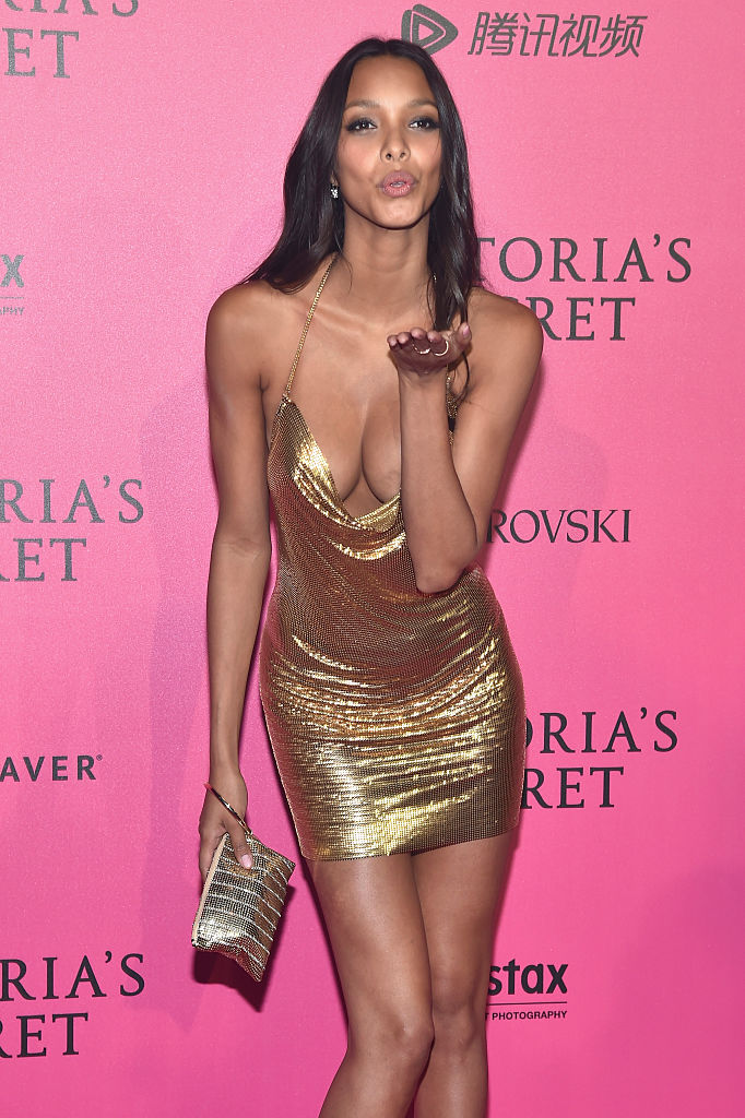 Lais Ribeiro (Photo credit: Getty Images)