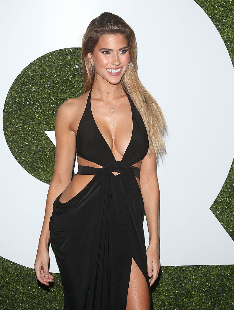 Model Kara Del Toro attends the 2016 GQ Men of the Year Party at Chateau Marmont on December 8, 2016 in Los Angeles, California. (Photo by Jesse Grant/Getty Images)