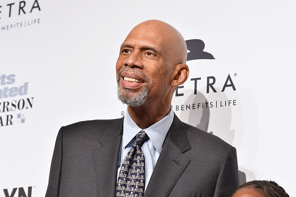 Basketball player Kareem Abdul-Jabbar attends the Sports Illustrated Sportsperson of the Year Ceremony 2016 at Barclays Center of Brooklyn on December 12, 2016 in New York City. (Photo by Slaven Vlasic/Getty Images for Sports Illustrated)