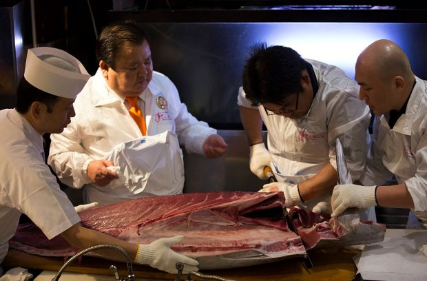 Man in Japan spends $632000 on tuna