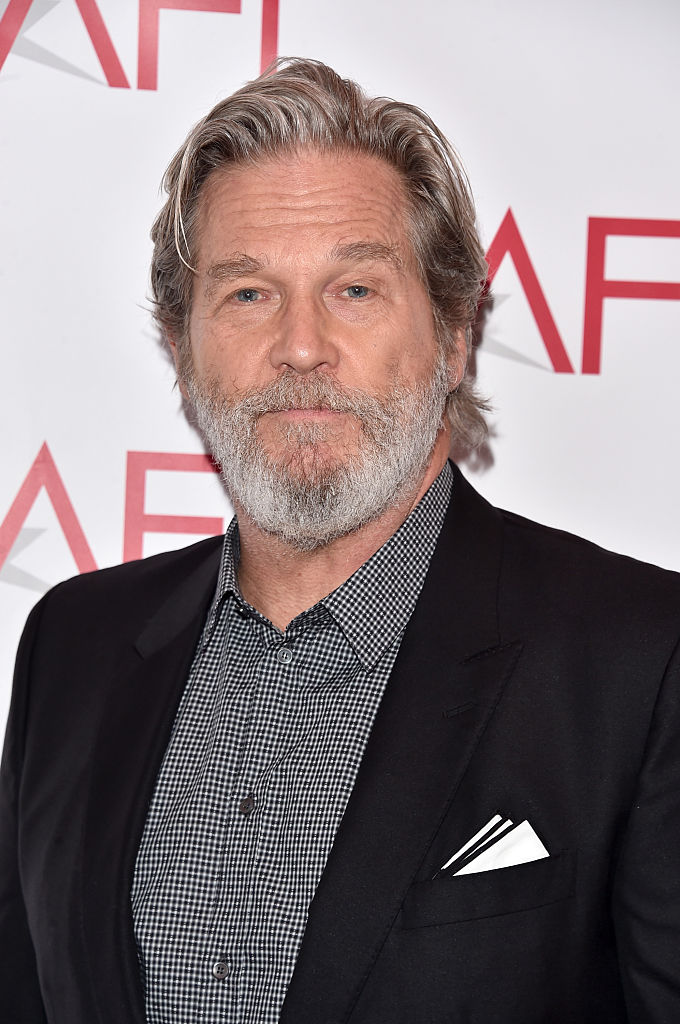 Actor Jeff Bridges attends the 17th annual AFI Awards at Four Seasons Los Angeles at Beverly Hills on January 6, 2017 in Los Angeles, California. (Photo by Alberto E. Rodriguez/Getty Images)