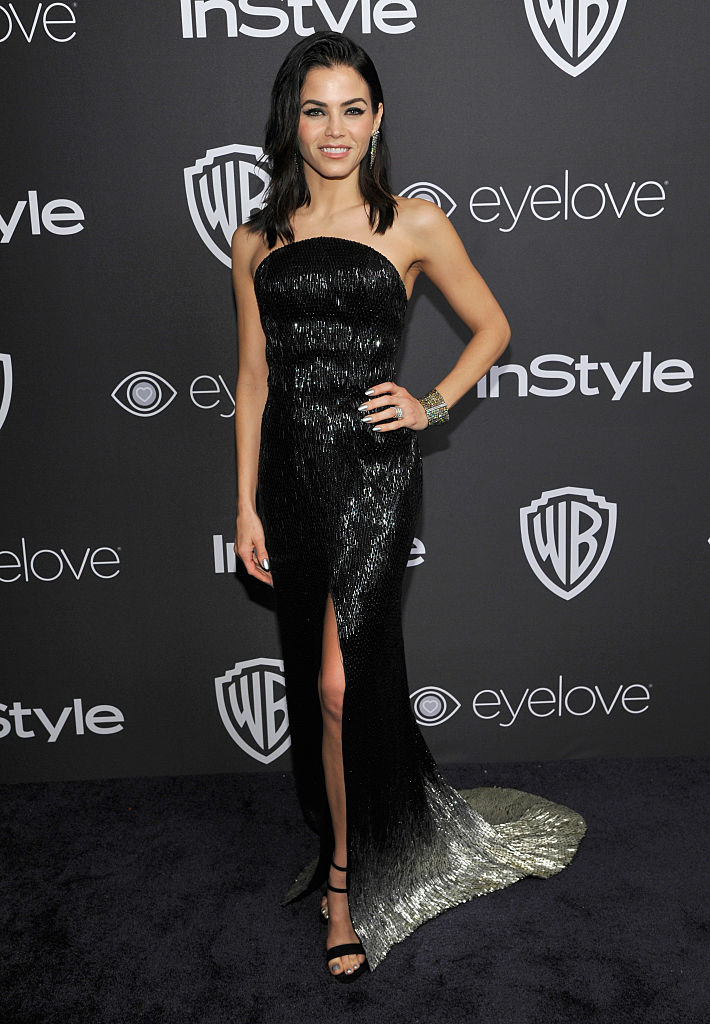 Actress Jenna Dewan Tatum attends The 2017 InStyle and Warner Bros. 73rd Annual Golden Globe Awards Post-Party at The Beverly Hilton Hotel on January 8, 2017 in Beverly Hills, California. (Photo by John Sciulli/Getty Images for InStyle)