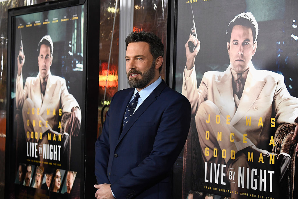 Ben Affleck (Photo credit: Getty Images)