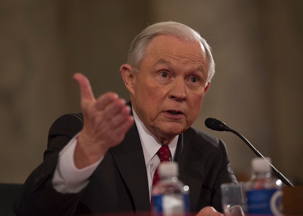 Jeff Sessions (Getty Images)