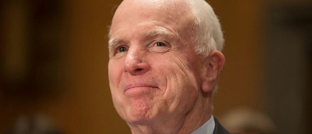 John McCain (Getty Images)