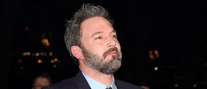 "Actor Ben Affleck attends the film premiere of ""Live By Night"" on January 11, 2017 in London, United Kingdom.  (Photo by Stuart C. Wilson/Getty Images)"