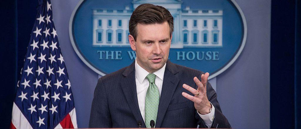 Josh Earnest (Getty Images)