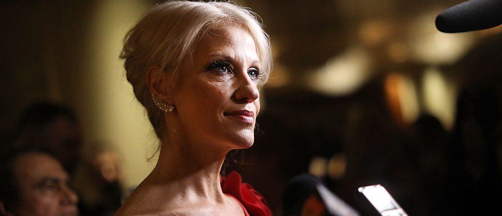 Kellyanne Conway (Getty Images)
