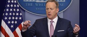 Sean Spicer To Media Over Credibility Questions: 'It's a Two-Way Street'