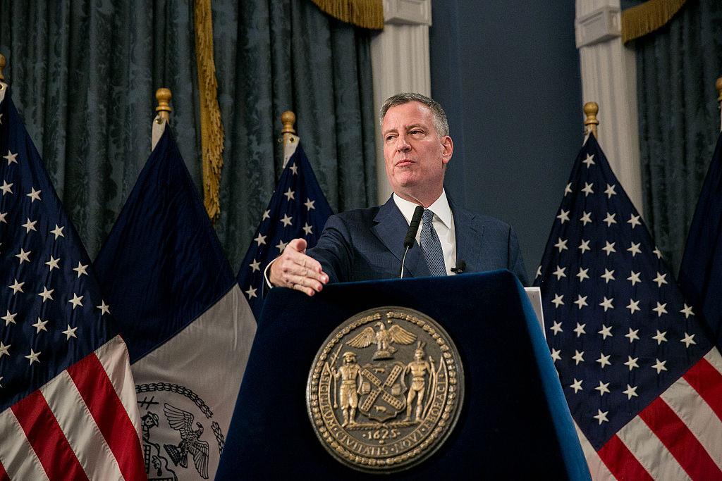 Bill de Blasio (Getty Images)