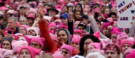 Pussy-Wearing Women Got Great Instagrams From Women's March, Then Trump Defunded Abortions
