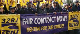 A fifth Service Employees International Union (SEIU) official in recent weeks has been outed from the union due to allegations of sexual misconduct, harassment or abuse. (Photo: Reuters/Mike Segar)