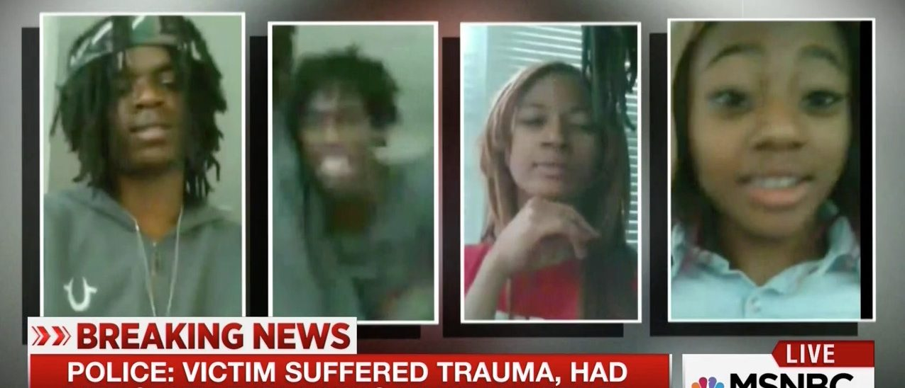 Chicago teens who kidnapped, tortured another teen (MSNBC)