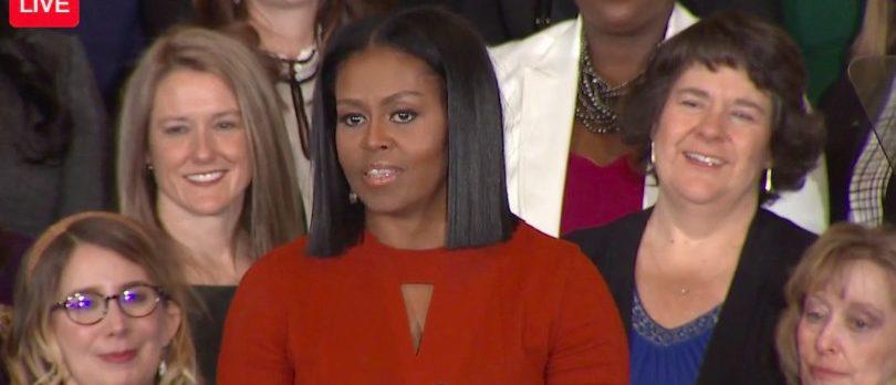 Michelle Obama (Photo: ABC screen grab)