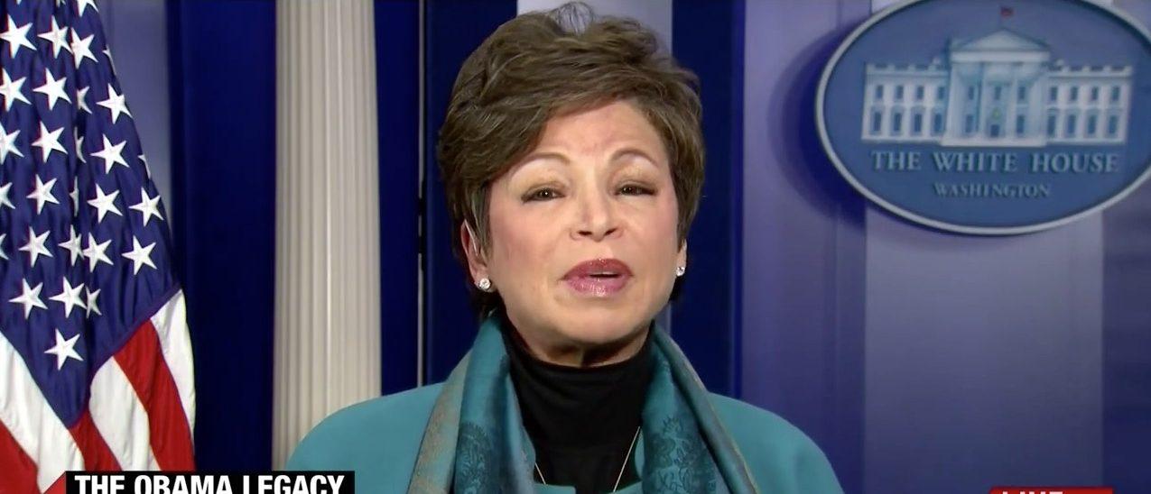Valerie Jarrett (MSNBC)