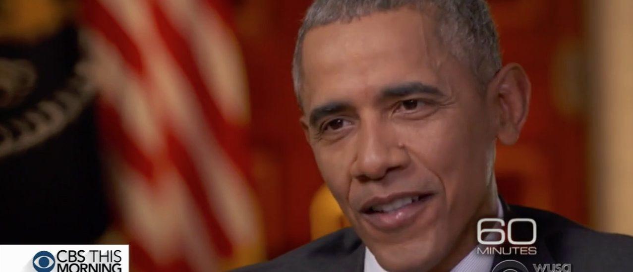 Barack Obama (CBS)