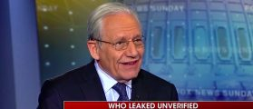 Bob Woodward: 'Trump's Right' — Intel Community Has Treated Him Like 'Garbage' [VIDEO]