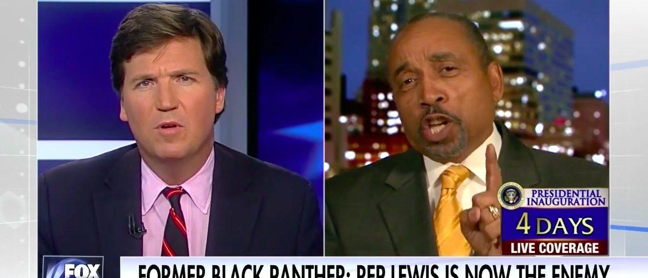 Tucker Carlson, Mason Weaver (Fox News)