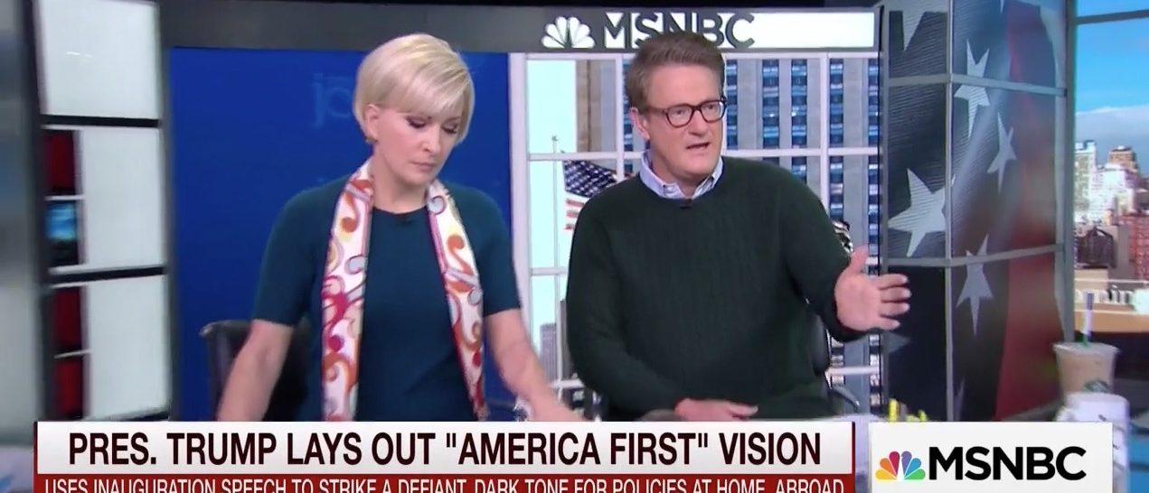 Mika Brzezinski, Joe Scarborough (MSNBC)