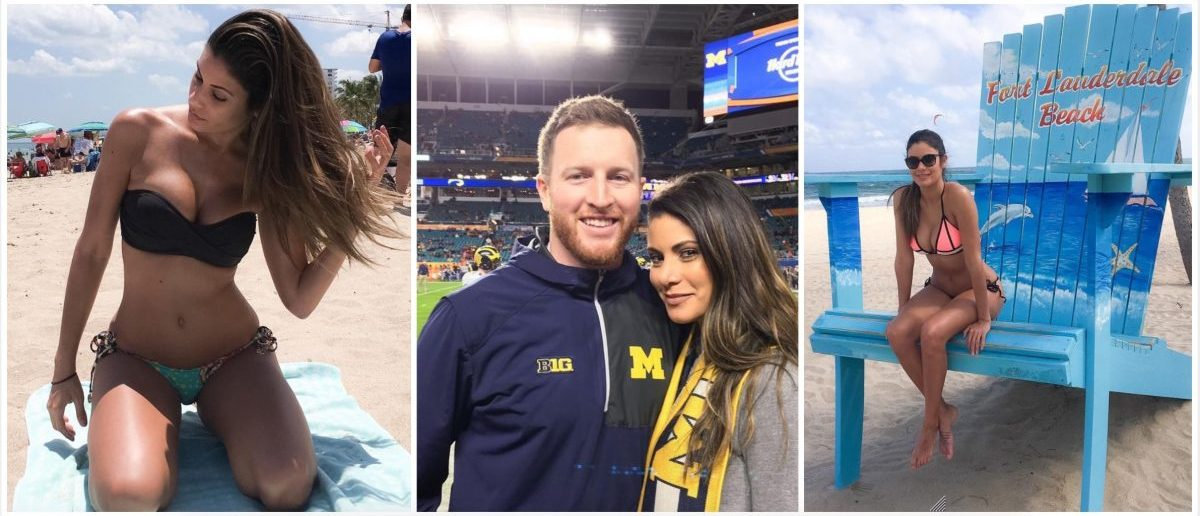 Jay Harbaugh Girlfriend (Credit: Instagram)