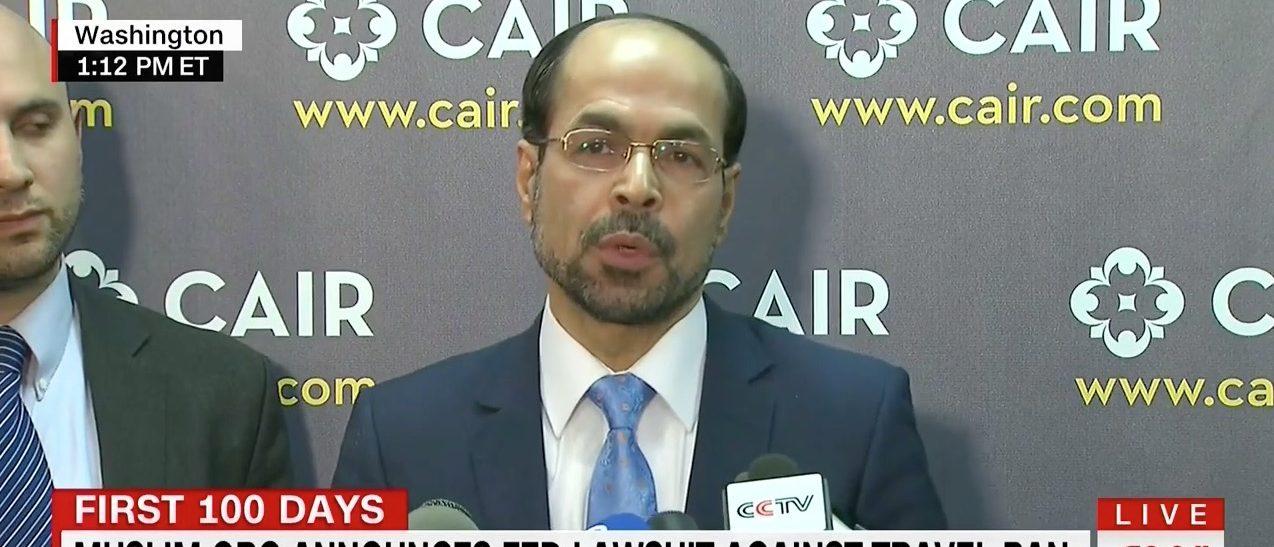 Nihad Awad (CNN)