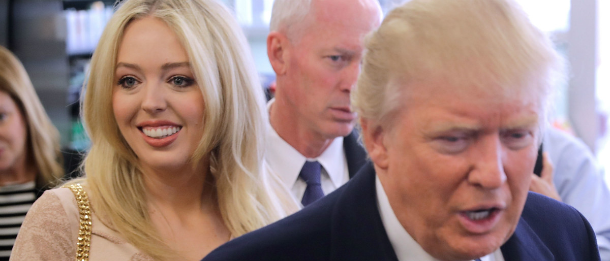 Tiffany Trump and Donald Trump Getty Images/Chip Somodevilla