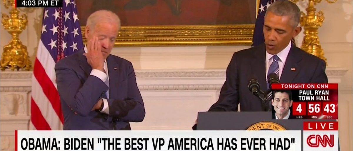 Vice President Joe Biden (Screenshot)