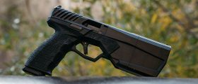 This Handgun Is A Suppressor And Pistol All In One [VIDEO]