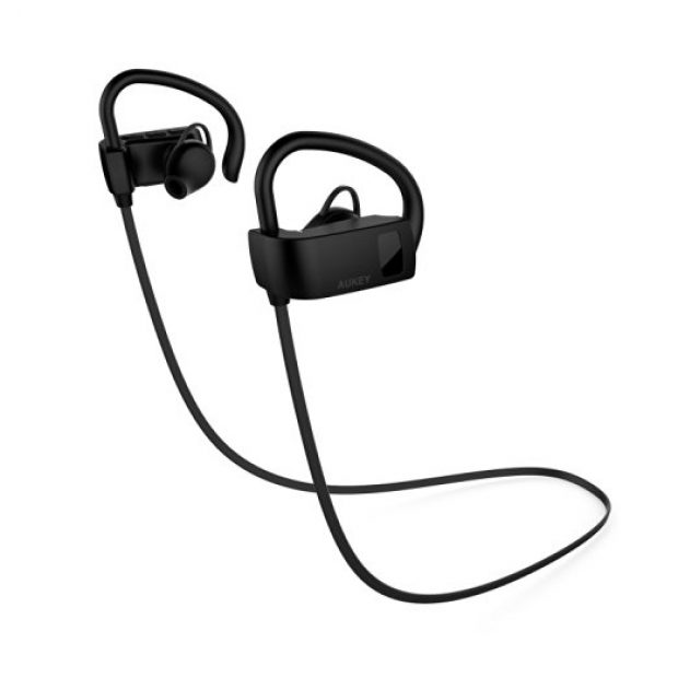 Normally $35, these bluetooth headphones are 57 percent off with this code (Photo via Amazon)