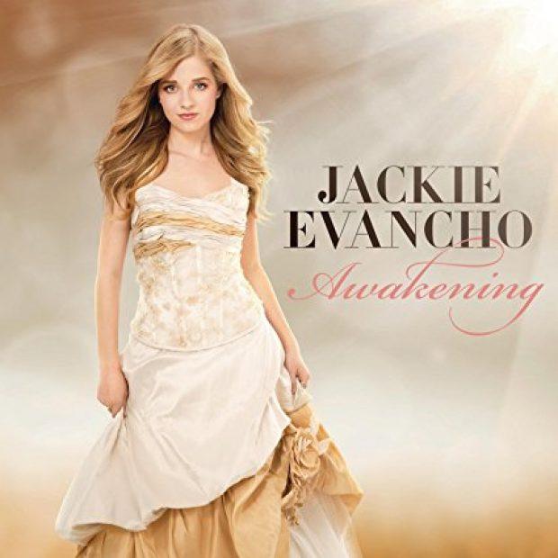 Jackie Evancho's 'Awakening' is temporarily out of stock (Photo via Amazon)
