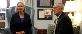 Gillibrand's Lone Vote Against Mattis Confirmation Explained
