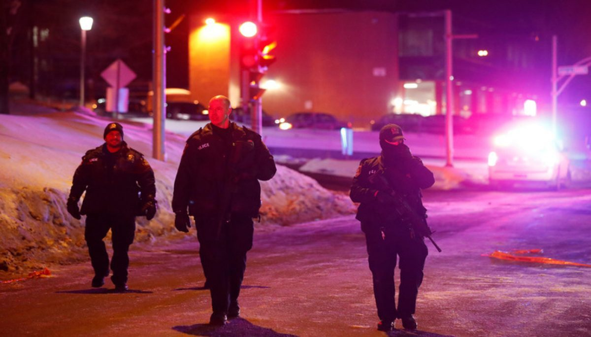 Quebec City Attacker on Mosque Identified As Mohamed Khadir